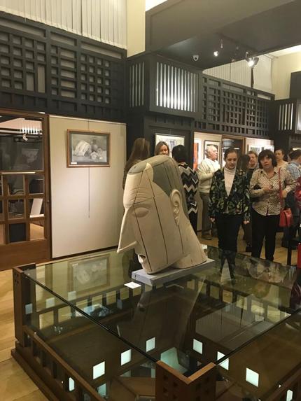 Гости и участники выставки